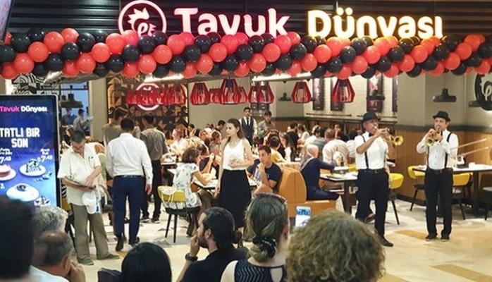 Sakarya'da 3. Restoranı Agora AVM'de