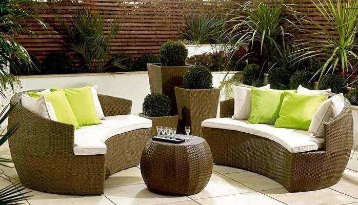 En Çok Bahçe Mobilyası Satın Aldılar