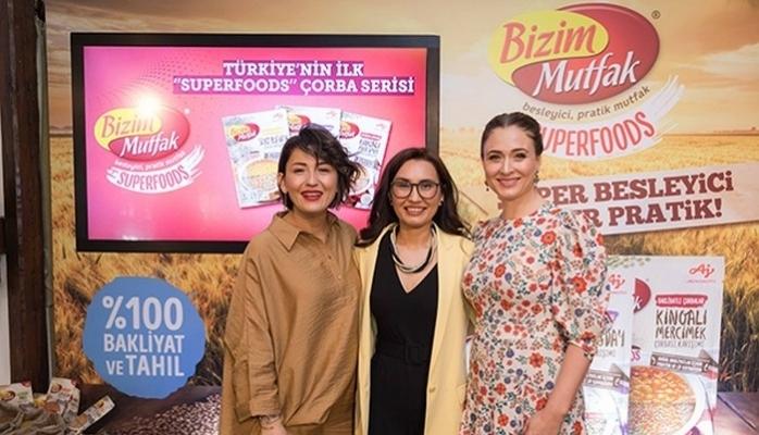 """Bizim Mutfak'tan """"Superfoods"""" Çorba Serisi"""