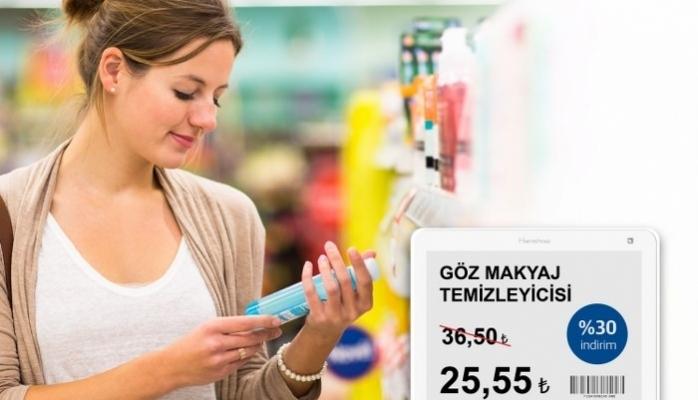 Elektronik Fiyat Etiketi Çözümü