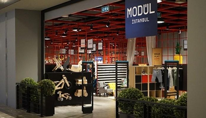Modül İstanbul Emaar Mall'da