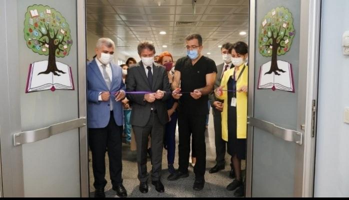 Pozitera'nın ''Hastane Sınıfı'' Hizmete Girdi