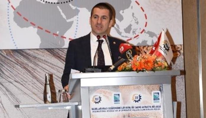 """""""Türkiye, buğday ve un üretiminde söz sahibi"""""""