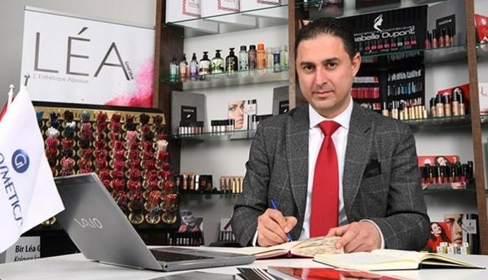 Dünya Kozmetik Sektörüne Damga Vurmayı Hedefliyor