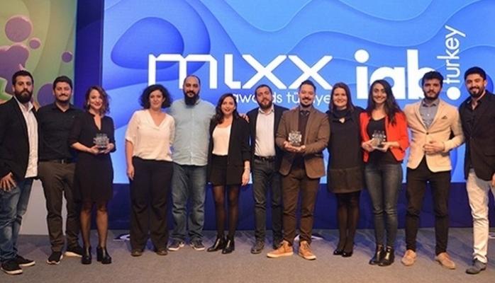 MIXX Awards Yarışması'nda 2 Büyük Ödül Kazandı