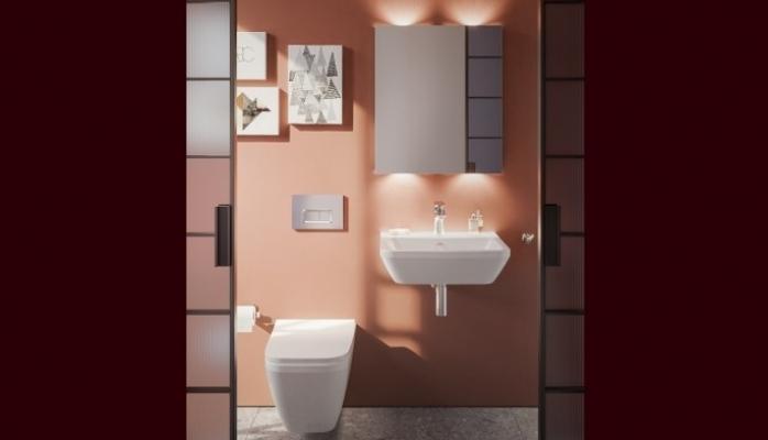 VitrA İle Hijyenik Banyolar