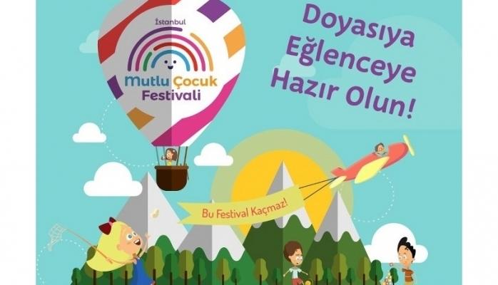 Mutlu Çocuk Festivali 27 Eylül'de Başlıyor