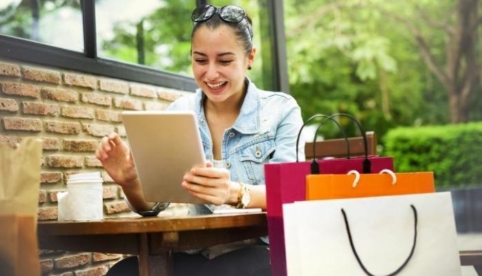 2020 Yılında Kişi Başı 304 Dolar Online Alışveriş Yaptık