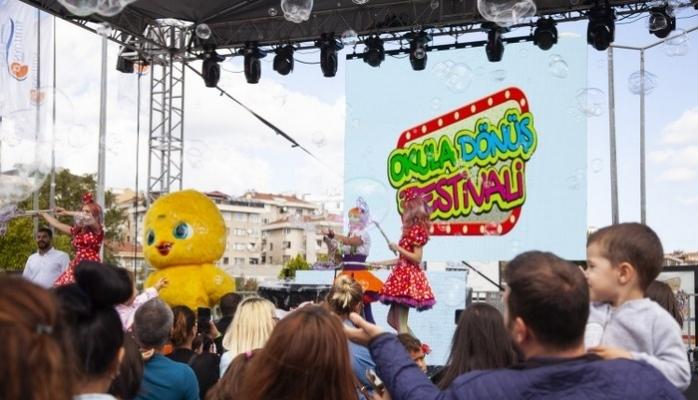Yeni Nesil Çocuk Festivali'ne Yoğun İlgi
