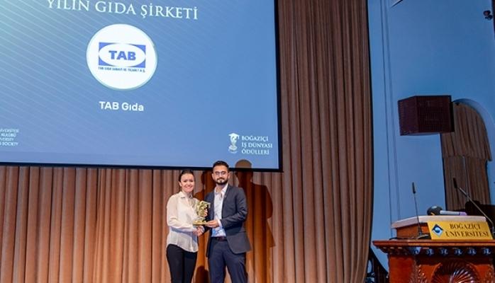 Yılın Gıda Şirketi Ödülü'ne Layık Görüldü