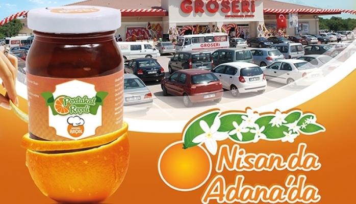 Portakal Reçeli Yarışması'nın Galibi Belli Oldu