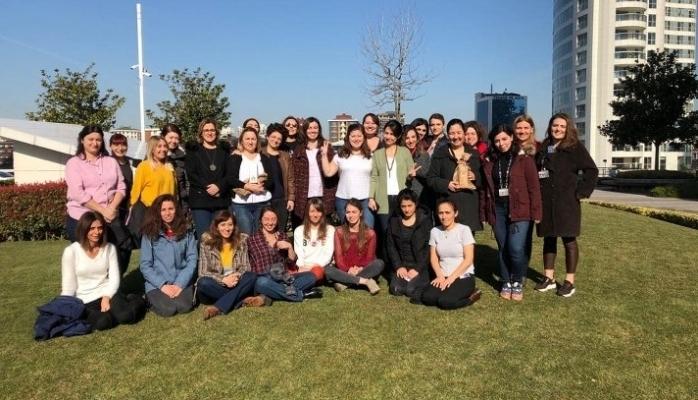 TOTAL'de Çalışan Kadınlar TWICE Turkey İle Güçleniyor
