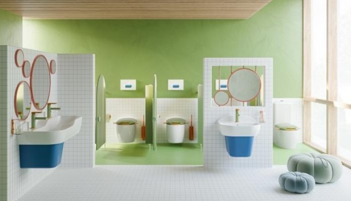 VitrA'dan Çocuklara Özel Banyo Koleksiyonu