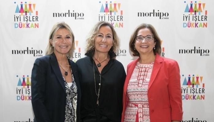 Yeni Satış Kanalı ''İyi İşler Dükkan'' Açıldı