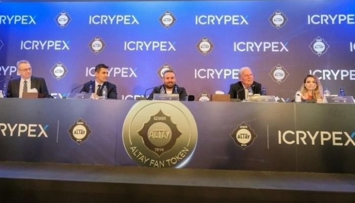 ALTAY ve ICRYPEX'ten Tarihi Anlaşma !
