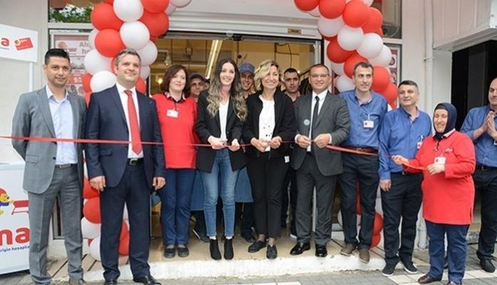 Trabzon'da Gima Açılışı