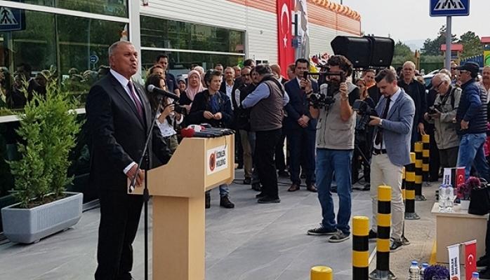 Mudanya'ya 7 Milyon Dolarlık Yatırım Yaptı
