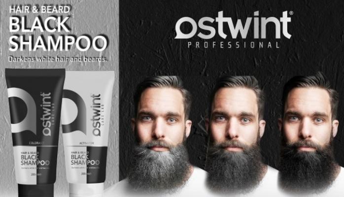 Ostwint Black Şampuan Set'ini Saç Bakım Takipçileriyle Buluşturuyor !