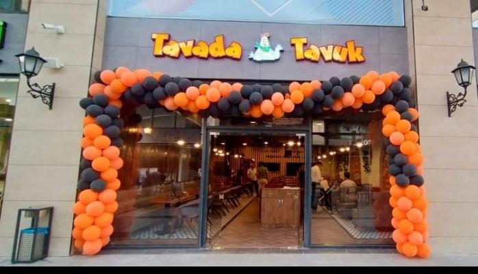 Tavada Tavuk Cizre Park AVM'de !