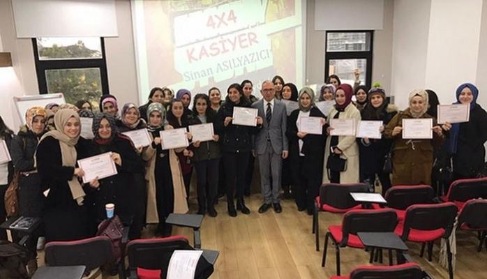 İstanbul PERDER Eğitimlerine Devam Ediyor