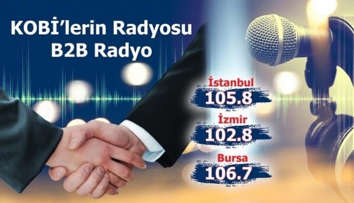 Endüstri Radyo Karasal Yayın Ağını Genişletiyor