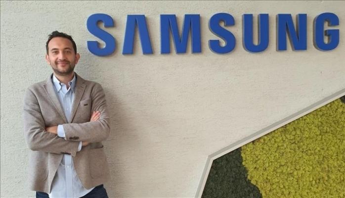 Samsung Electronics Türkiye'de Atama