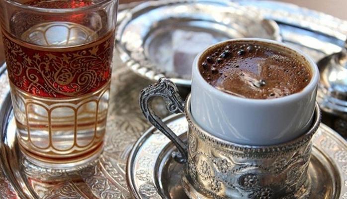 Bir Kahve Molası