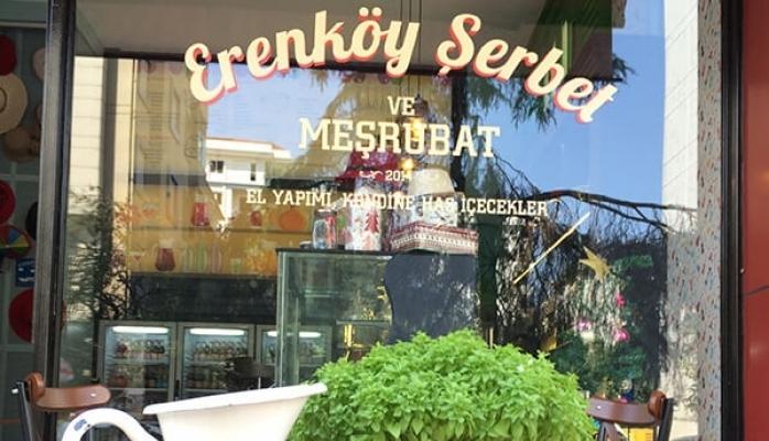 Şerbetçi Dükkanı Feneryolu'nda