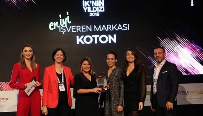 En İyi İşveren Markası Ödülü'ne Layık Görüldü