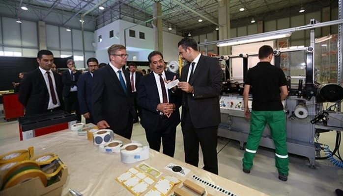 Yeni Üretim Tesisini Gebze'de Açtı