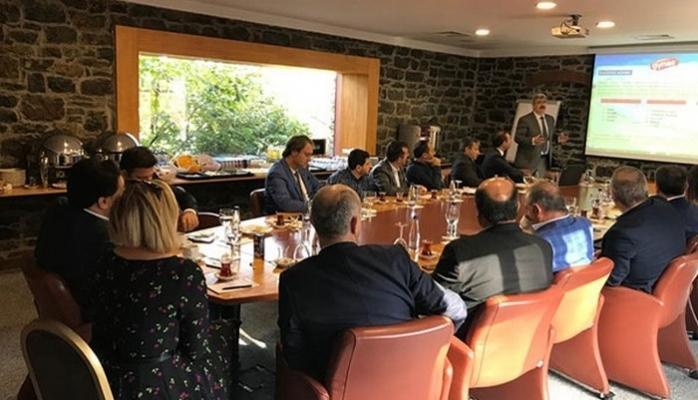 İstanbul PERDER, Aynes Yöneticilerini Ağırladı