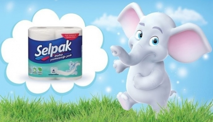 Temizlik ve Hijyen Selpak Kağıt Havlu İle Çok Kolay